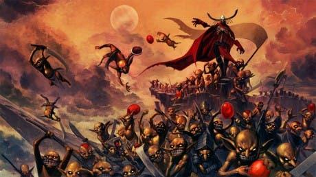 Square Enix presenta Army Corps of Hell: Estrategia para PS Vita