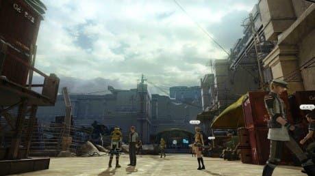 FFXIII2 ciudad