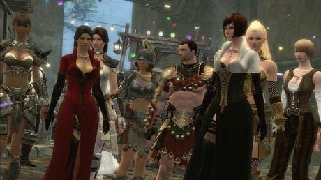 Guild Wars 2 humanos