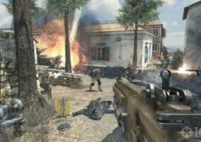 Modern Warfare 3 Piazza