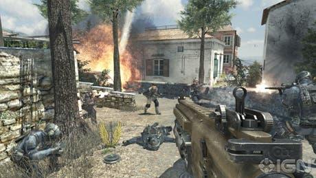 Los contenidos de Modern Warfare 3 limitados a un solo perfil en Xbox 360