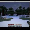 Pantalla infame de Minecraft