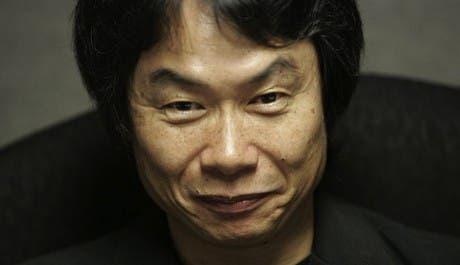 Miyamoto trabaja en un título inédito