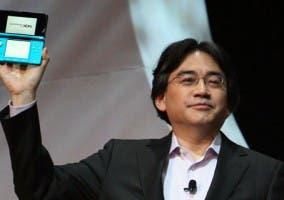 Satoru Iwata 3DS