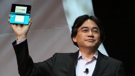 """Satoru Iwata: """"Los smartphones no han acabado con las portátiles"""""""