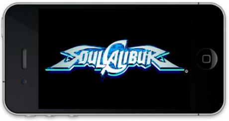 SoulCalibur será lanzado en breve para dispositivos iOS