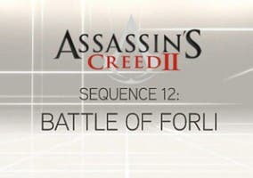 Secuencia 12 de Assassin's Creed 2