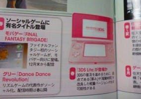 Nintendo 3DS Lite podría estar en desarrollo