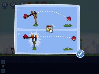 Angry Birds Facebook extras