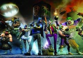 Imitadores de Batman y Joker
