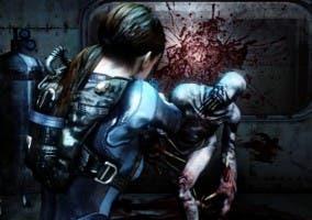 Jill Resident Evil Revelations