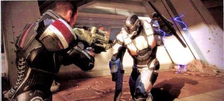 Combate en Mass Effect 3