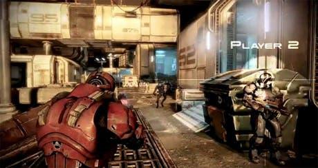 Multijugador de Mass Effect 3