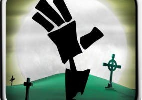 Paper Zombie icono