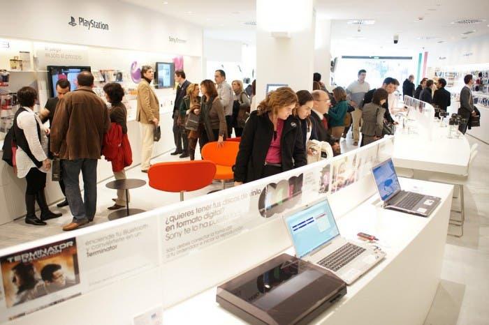 Sony Store Madrid
