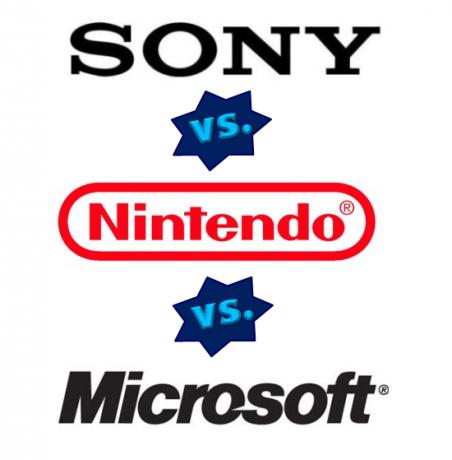 Una nueva generación de consolas, una nueva guerra