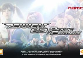 Tekken 3D Prime Edition Portada