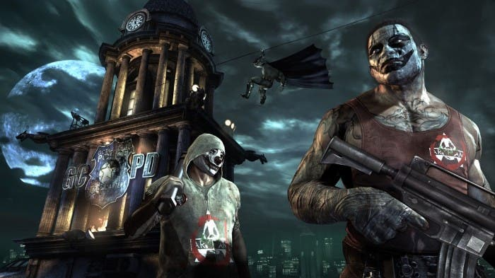 And the winner is... Batman Arkham City