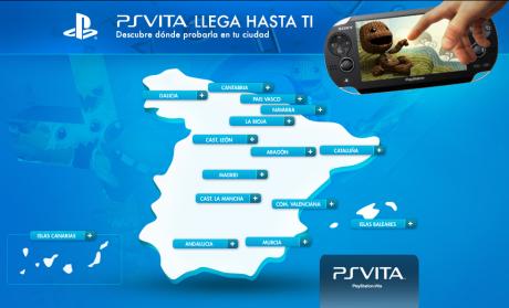 Buscador PS Vita