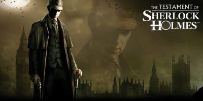 Sherlock Holmes vuelve a la escena del crimen