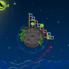 Angry Birds Space escenario