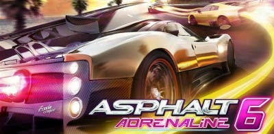 Asphalt 6 Adrenaline