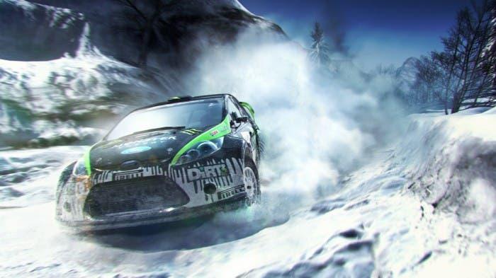 Drift en nieve