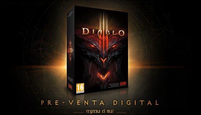 Diablo III carátula