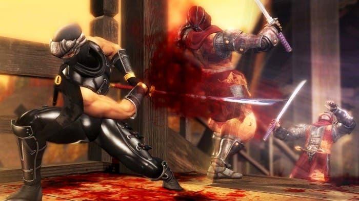 Render de Ninja Gaiden 3