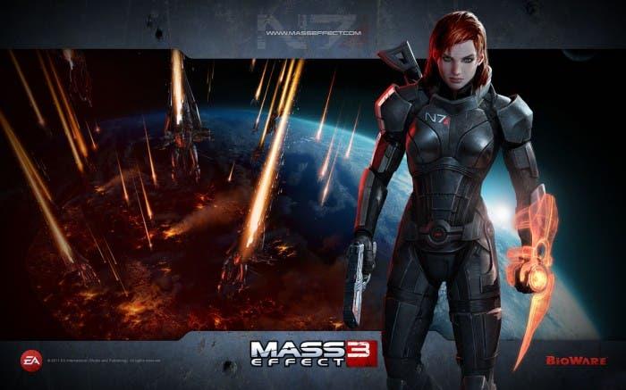 Protagonista Mass Effect 3