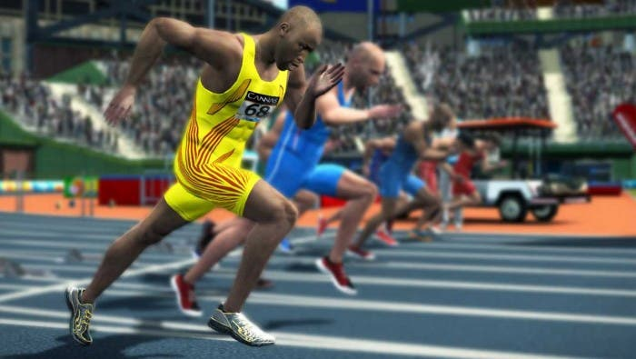 Atletismo 100m