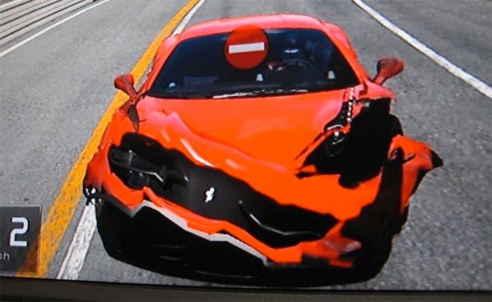 Los coches en Gran Turismo 5 se dañan como si fueran de plastilina