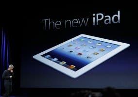 Nuevo iPad presentado