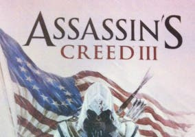 Arte promocional Assasin's Creed III