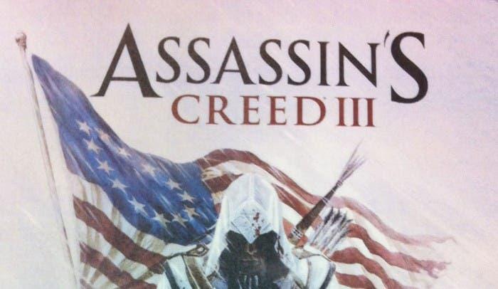 Arte promocional Assasin's Creed III