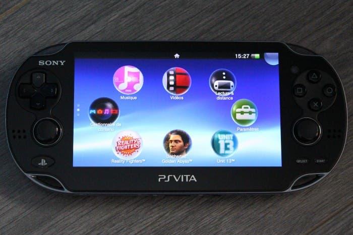 PS Vita permite jugar en cualquier lugar