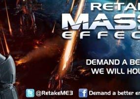 Solicitud de nuevo final para Mass Effect 3