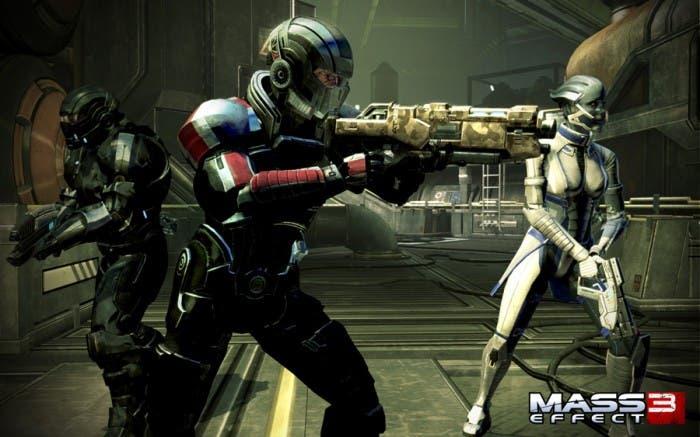 Personajes Mass Effect 3
