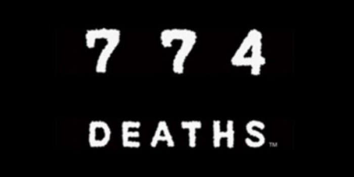 Square Enix 774 DEATHS