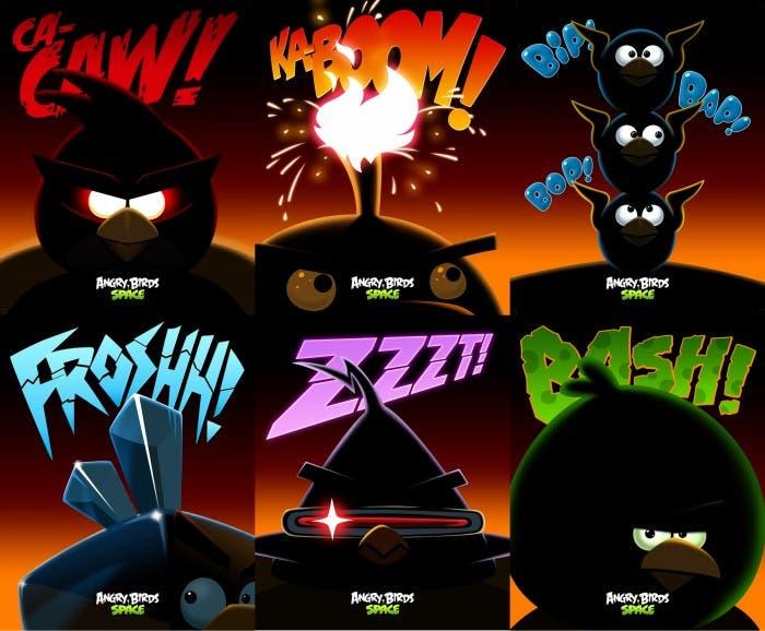 Angry Birds Space se actualiza con nuevos niveles y 'Space Eagles' gratis