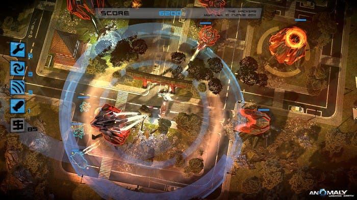 Gameplay del juego 3 explosión