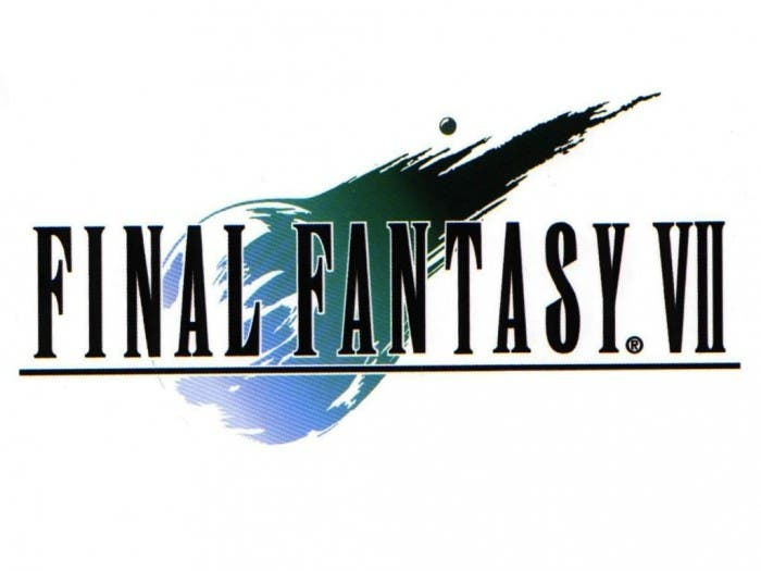 Logo Final Fantasy VII