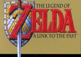 Portada de Legend of Zelda