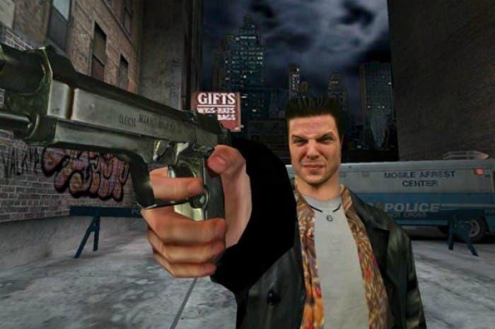 Pistola de Max Payne