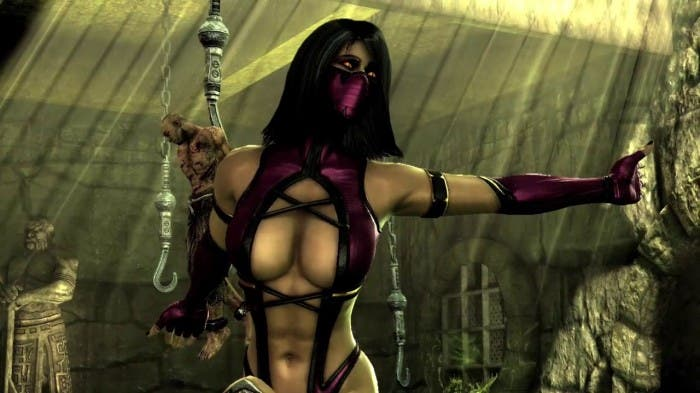Personaje Mortal Kombat
