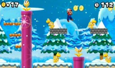 Nuevo juego de Mario para 3DS