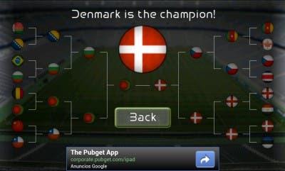 Pocket Soccer Campeonato del mundo