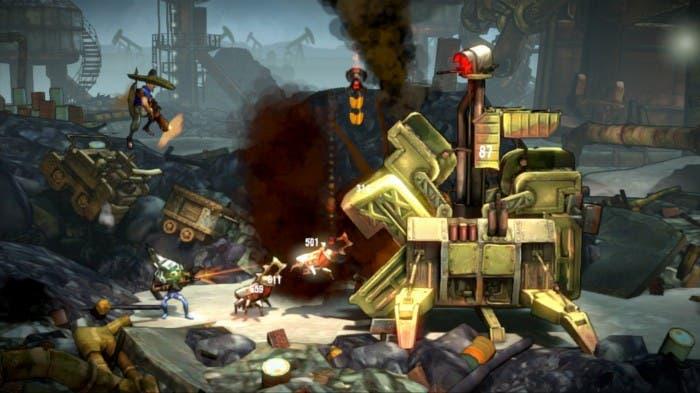 Gameplay del juego 4