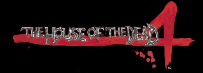 The House of the Dead 4 portada