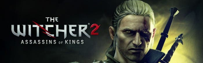 The Witcher 2 portada